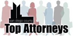 San Diego County Top Attorneys Award