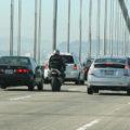 Lane Splitting Law in California