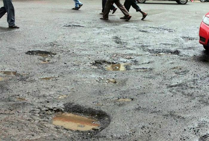 san diego potholes