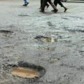 pothole injury San Diego